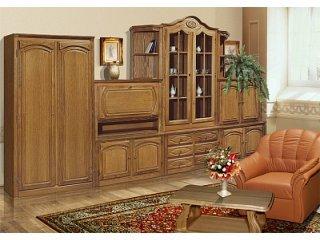 Новая коллекция мебели из массива Элбург