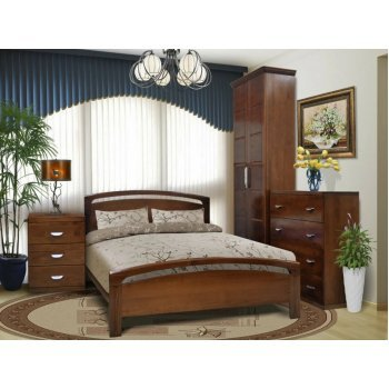 Спальня Бали (5 предметов)