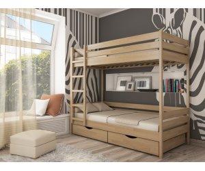 Кровать двухъярусная классика