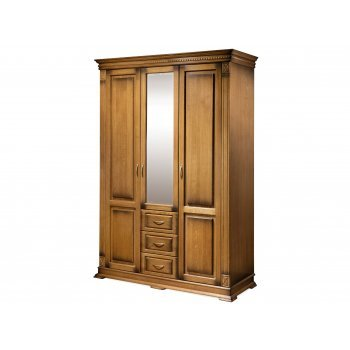 Шкаф трехстворчатый Верди 110