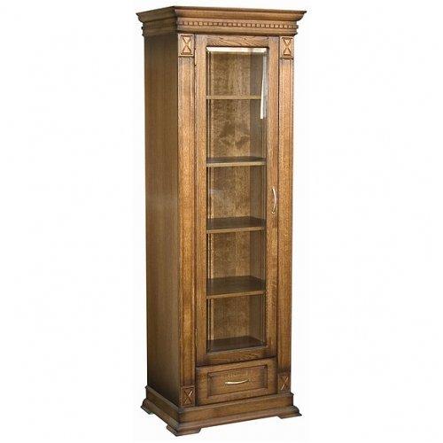 Шкаф книжный одностворчатый Верди 140