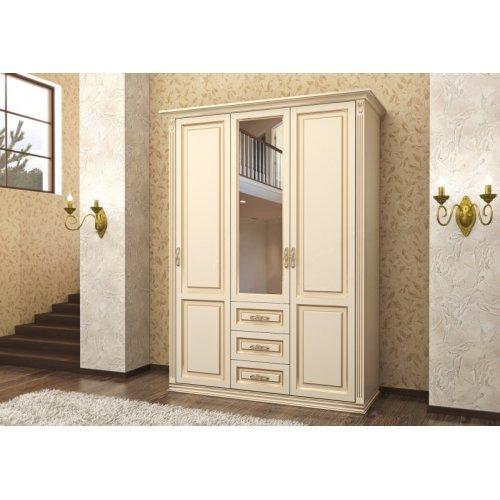 Шкаф трехстворчатый Италия 420