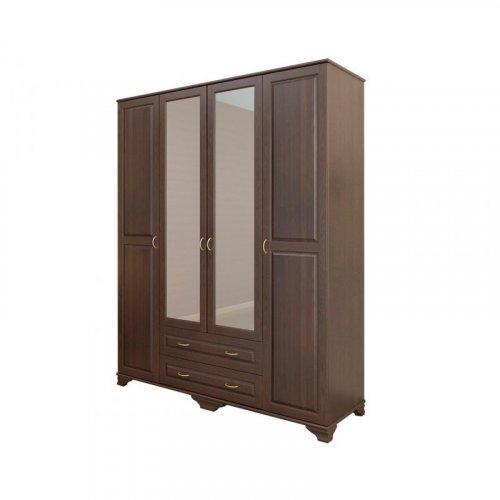 Шкаф четырехстворчатый Витязь 119