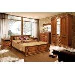 Спальни Верди из массива дерева